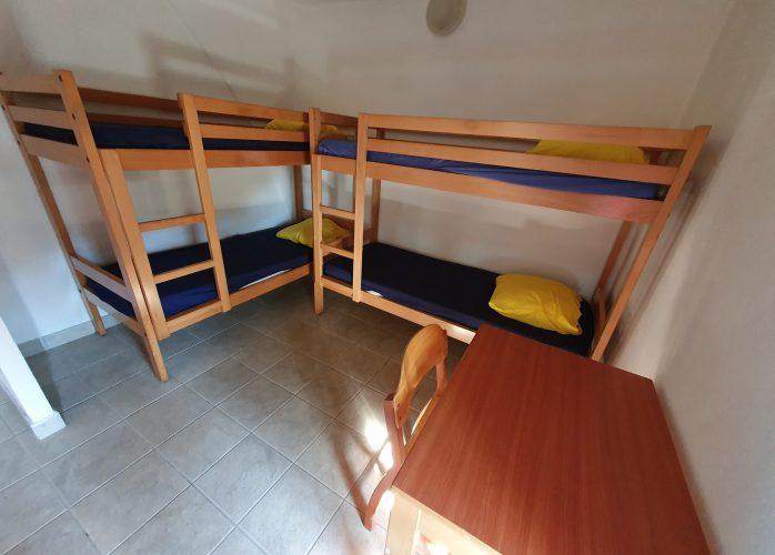 Ecureuils Chambre 3