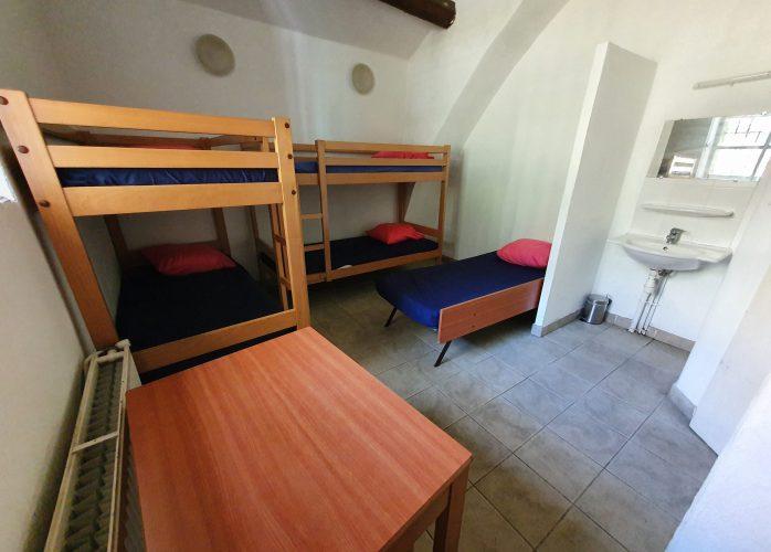 Ecureuils Chambre 2